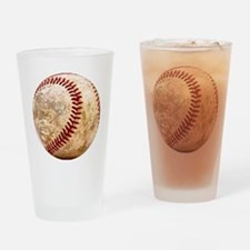 baseball_ball Drinking Glass