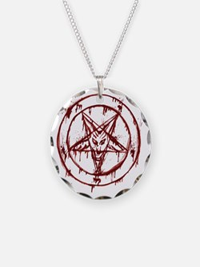 slayer pentagram Necklace