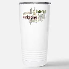 marketing mix Stainless Steel Travel Mug