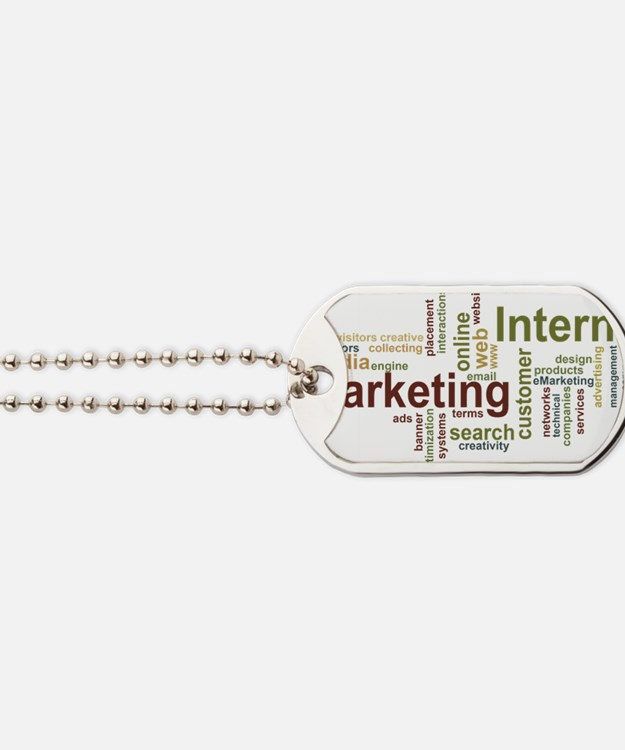 marketing mix Dog Tags
