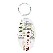 marketing mix-vertical Keychains