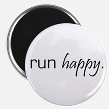 Run Happy Magnet