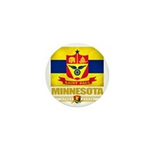 St Paul (Flag 10) Mini Button