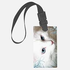Bonner_Kitten_vertical Luggage Tag
