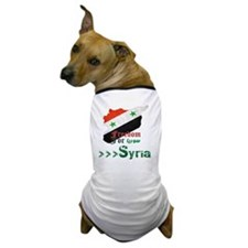 Freedom for syria Dog T-Shirt