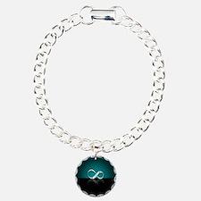 chronos Charm Bracelet, One Charm