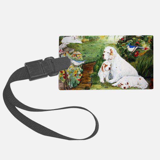 halcyondays Luggage Tag