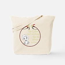 Cables_shirt_horizontal copy Tote Bag