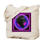 Newfoundland Profile Tote Bag