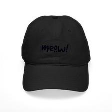 meow Baseball Hat