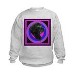 Newfoundland Profile Kids Sweatshirt