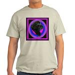Newfoundland Profile Ash Grey T-Shirt