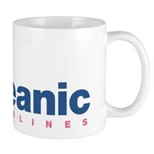 Oceanic Airlines Hat Mug