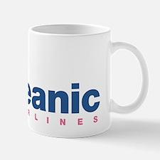 Oceanic Airlines Hat Mug
