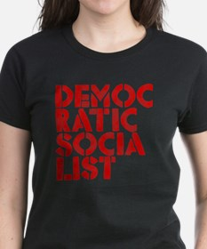 DEM-SOC-RED Tee