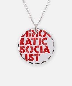 DEM-SOC-RED Necklace