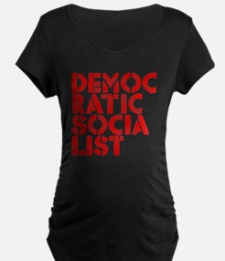 DEM-SOC-RED T-Shirt