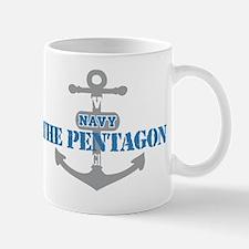 VA The Pentagon 2 Mug