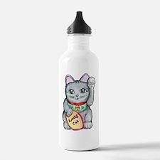 luckycatbottoml Water Bottle
