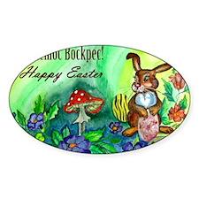 easter_bunny_bi Decal