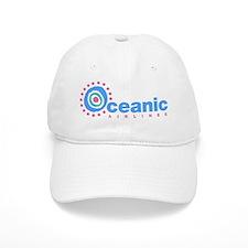 Oceanic Airlines Blk Baseball Cap
