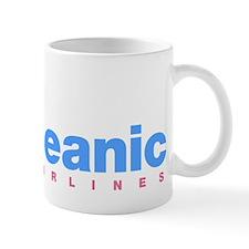 Oceanic Airlines Blk Mug