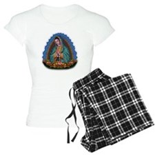 Lady of Guadalupe T1 Pajamas