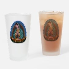 Lady of Guadalupe T1 Drinking Glass