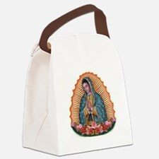 Lady of Guadalupe T2 Canvas Lunch Bag
