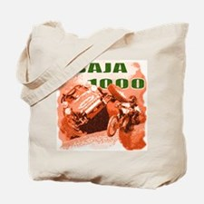 Baja 1000 Tote Bag