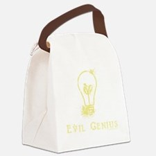 eglightbulb Canvas Lunch Bag