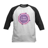 I am loved onesie Long Sleeve T Shirts