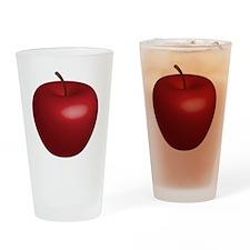redapple Drinking Glass