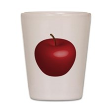 redapple Shot Glass