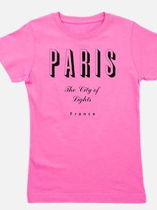 Paris_10x10_apparel_France_TheCityOfLig Girl's Tee