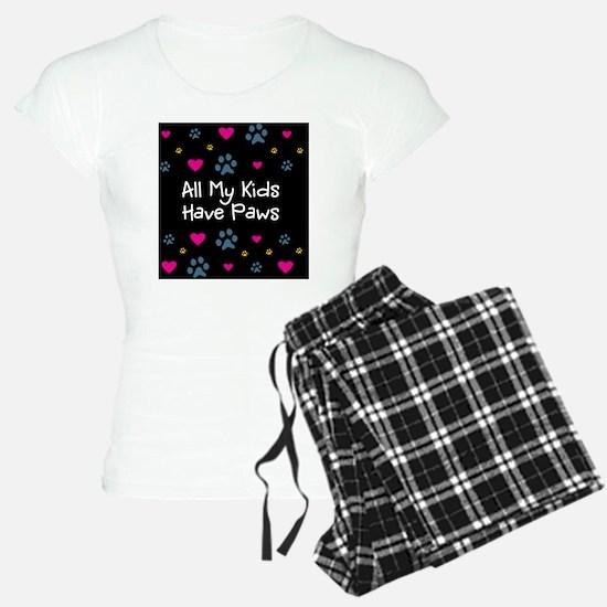 All My Kids Have Paws Pajamas