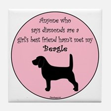 GBF_Beagle Tile Coaster