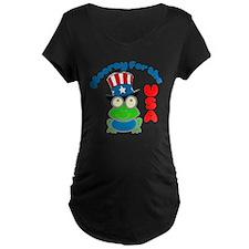 frog-USA T-Shirt