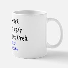 WORK-DOG Cafe Mug