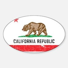 California_product Sticker (Oval)