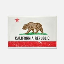 California_product Rectangle Magnet