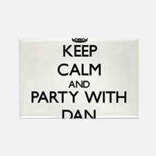 Keep Calm and Party with Dan Magnets