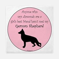 GBF_German Shepherd Queen Duvet