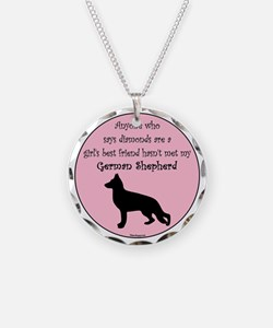 GBF_German Shepherd Necklace