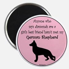 GBF_German Shepherd Magnet