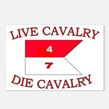 4th Squadron 7th Cavalry  Postcards (Package of 8)