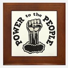 power-people-LTT Framed Tile