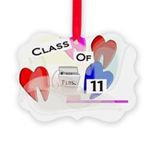Dental class of 11 Ornament