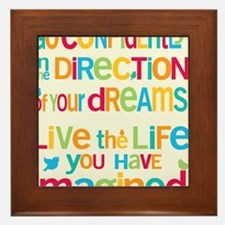 Dreams_16x20_Blank_HI Framed Tile