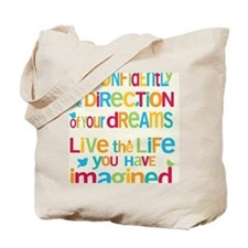 Dreams_16x20_Blank_HI Tote Bag